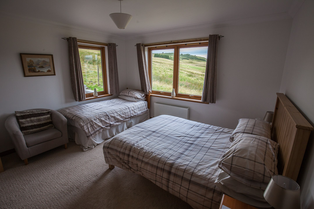 Loch Dubh Bed and Breakfast
